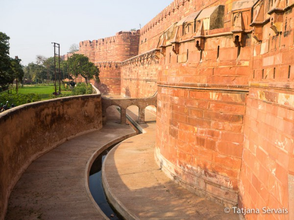 Agra Fort - Agra - India