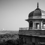 Musamman Burj - Red Fort - Agra - India